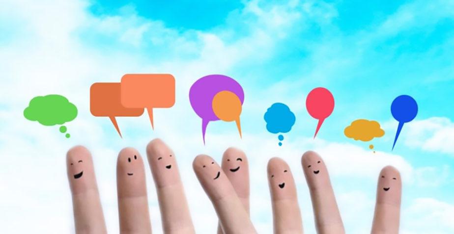 COME COMUNICHIAMO ?  –  ECCO LE REGOLE BASILARI
